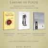 """Triplă lansare de carte la Iaşi: """"Zeppelin Jack""""de Marius Surleac, """"Legende urbane"""" de tăuşance şi """"Simfonia frânei"""" de Marius Ştefan Aldea"""