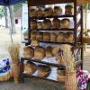 Târg de produse tradiţionale şi ecologice în Dumbrava Sibiului