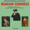 Marian Condruz expune în Palatul Parlamentului