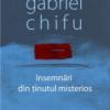 """""""Însemnări din ţinutul misterios"""" de Gabriel Chifu"""