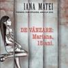 """Iana Matei, primul scriitor român distins cu premiul """"Europeanul anului"""""""