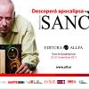 """Sanctus"" de Simon Toyne, lansat în România"