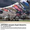 """Expoziţia de fotografie """"Japonia renaşte după dezastru"""", la MŢR"""