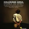 """Întâlniri cu artiştii din albumele """"Colorând Griul"""" şi """"Colorând griul. Starea de spirit"""", la Gaudeamus"""