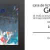 """Expoziţia """"Nocturnă"""" de Corneliu Vasilescu, vernisată la Galeria Goldart"""