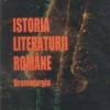 """""""Istoria literaturii române. Dramaturgia"""" şi """"Mari autori pe scenă"""", două cărţi semnate de Mircea Ghiţulescu"""