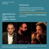 """Maxim Belciug, Vlaicu Golcea şi Gabriel Spahiu, la """"Hibernalul de Chitară"""", cu improvizaţii din """"Oamenii nu merită poezia"""" de Liviu Uleia"""