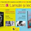 """Cristina Ispas şi Raluca Ciochină, invitate la freshul literar de cultură """"unu` şi unu`"""""""