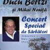 Ducu Bertzi şi Mihai Neniţă, în concert la Timişoara