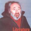 """""""Literatura e un om fără milă""""-Tudor Ţopa în dialog cu Iolanda Malamen"""