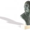 """Artmark donează  Filarmonicii """"George Enescu"""" o sculptură reprezentându-l pe maestrul Sergiu Celibidache"""