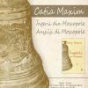 """""""Îngerii din Moscopole"""" de Catia Maxim"""