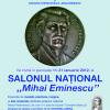 """Salonul Naţional """"Mihai Eminescu"""", la Palatul Parlamentului"""