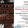 """Mihaela Marin expune la Paris, în expoziţia """"Donner du Temps au Temps"""""""