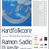 """HARDFOLKCORE"" de Ramon Sadic, la Atelier 030202, pe ritmuri improvizate de DJ Vasile"