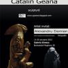 Cătălin Geană expune, împreună cu Alexandru Damian, la Galeria Simeza