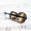 """Recital """"La Bibliotecă"""": Tonica Quartet şi Ioana Isar (pian)"""