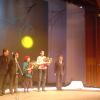 """Ion Mircea, Andrei Dosa, Crista Bilciu, laureaţii Premiului Naţional de Poezie """"Mihai Eminescu"""", 2011"""