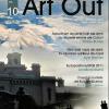 """Revista de artă, arhitectură, patrimoniu şi restaurare """"Art Out"""", nr. 10"""