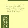 """Antologie poetică"" de Kostas Monti"