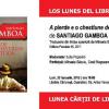Seară de literatură spaniolă la Librăria Cărtureşti Verona