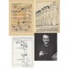 """""""Isidore Isou: Romanele hipergrafice 1950-1984"""", la ICR Stockholm"""