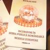 """""""Incursiune în sfera publică românească. Modele europene"""" de Nicolae Stan"""