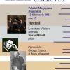 """""""MogoşoaiaClasic Fest"""" îi aduce împreună pe soprana Leontina Văduva şi pe pianistul Horia Mihail"""
