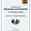 """A Lexicon of Allusions and Motifs in Finnegans Wake"" redactat de C. George Săndulescu, la  Editura Contemporary Literature Press"