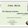 """Poezie engleză contemporană: """"Amintirea grădinilor. The Memory of Gardens. Texte Paralele"""" de John Mole"""
