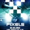 The Pixels la Clubul Țăranului