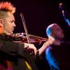 Violonistul Nigel Kennedy, în concert la Sala Palatului