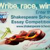 Shakespeare School lansează concursul naţional de creaţie în limba engleză, ediţia a IV-a