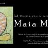 """Expoziţia """"Îmbrăţişează-mă-n culoare"""" de Maia Martin, la Grand Café Galleron"""