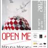 """Miruna Moraru vernisează """"Open me"""" la ATELIER 030202"""