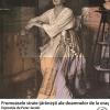 """Expoziţia """"Frumoasele straie ţărăneşti ale doamnelor de la oraş"""" de Peter Jacobi, la Muzeul Naţional al Ţăranului Român"""