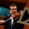 Violonistul Alexandru Tomescu şi dirijorul Horia Andreescu, la Sala Radio