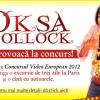 """""""Marea întrecere Oksa Pollock – Concurs Video European 2012"""""""