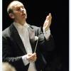 Dirijorul Gerd Schaller, la pupitrul Orchestrei Naționale Radio