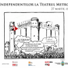 """""""Ziua independenţilor la Teatrul Metropolis"""", cu spectacolele """"Autobahn"""" şi """"Frumoasa călătorie a urşilor panda"""""""