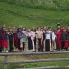 Tabără medievală de limba engleză, la Moeciu de Sus