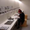 """Lia Perjovschi prezintă """"Sens"""", în cadrul programului """"Era un timp al conversaţiei"""", la Istanbul"""
