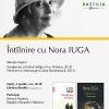 """""""Sexagenara şi tânărul"""" şi """"Petrecere la Montrouge"""" de Nora Iuga, lansate la Librăria Bastilia"""