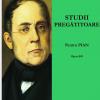 """""""Studii pregătitoare pentru pian (op. 849)"""" de Carl Czerny"""