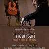 """Lansarea CD-ului """"Încântări"""" de Maxim Belciug, la ICR"""