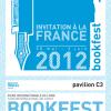 Franța, țară invitată de onoare la Bookfest 2012