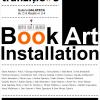 """Atelier în tranziție#5 – """"Art Book Installation / Instalația de Carte"""""""