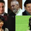 Scriitorii Dan Mircea Cipariu, Florin Dochia, Ioan Matiuț, Andra Rotaru și Florina Zaharia, la Thessaloniki Book Fair