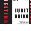 "Judit Balko expune ""Melting"" în cadrul ""Proiect 1990"""