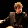 Dirijorul Noam Zur şi tenorul Kamen Chanev, pe scena ONB